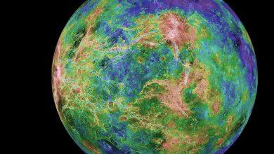 Цікаві факти про Венеру