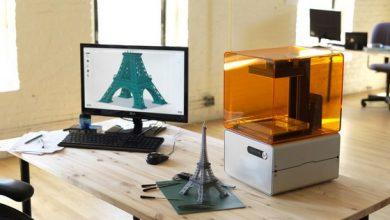 Photo of Form One — 3D принтер на технології лазерної стереолітографії