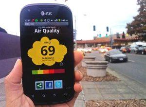 Photo of Смартфони контролюватимуть якість повітря