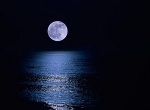 Photo of Земля відштовхує від себе Місяць