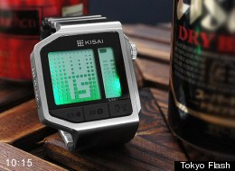 Photo of Створено годинник з вбудованим алкотестером