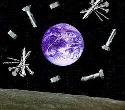 космічне сміття