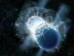 Photo of Золото з'явилося в результаті зіткнення померлих зірок