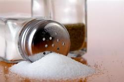 Photo of Споживання солі контролює мозок, а не дієта