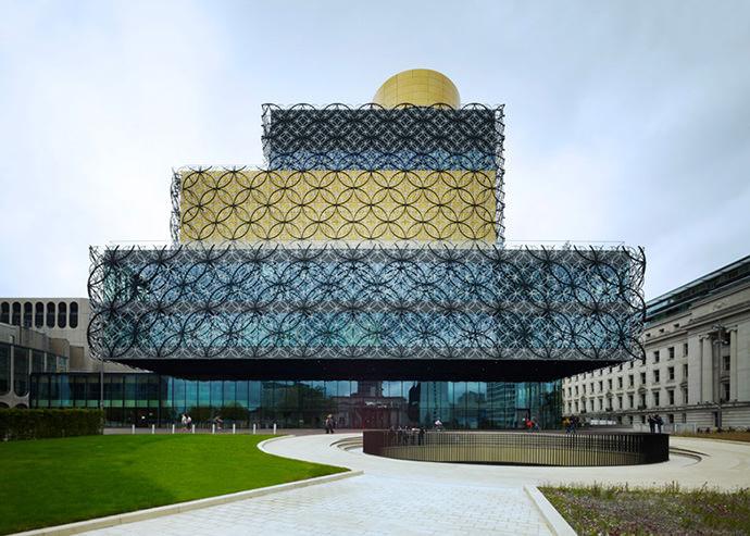 Photo of Найбільша бібліотека в Європі