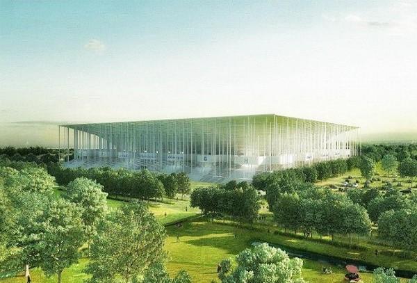 Photo of Stade de Bordeaux — сонячний стадіон в Бордо для Євро-2016