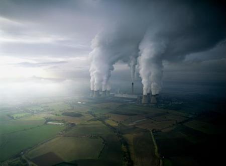 Рік 2014 стане рекордним в плані викидів парникових газів