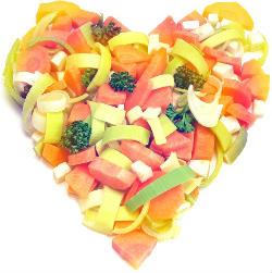 Які продукти корисні для серця