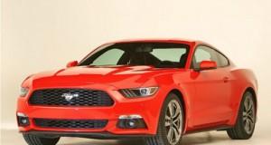 Світ побачив новий Ford Mustang 2013