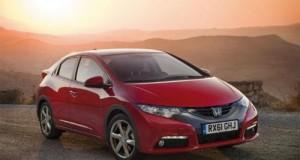 Нова Honda Civic 5D 2013 стала комфортніша