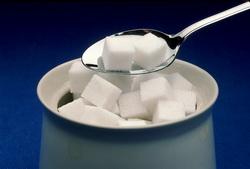 Рівень споживання цукру слід зменшити до 5 чайних ложок в день