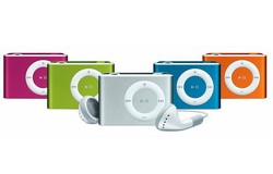 iPod залишається лідером ринку mp3-плеєрів в цьому році