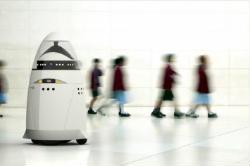 Робот-охоронець, який працює за 6,25 долара на годину