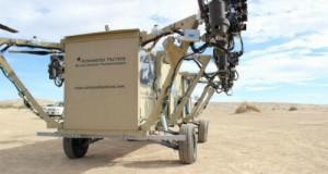 Для військових схрестили позашляховик, вертоліт і мультикоптер