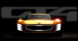 KIA розкрила подробиці про новий концепт-каре GT4 Stinger