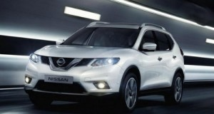 Nissan X - Trail будуть комплектуватися шинами Goodyear