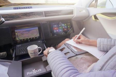 Photo of Офісом XXI століття стане ваш самокерований автомобіль