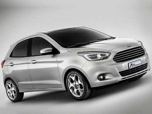 Photo of Ford представив нові бюджетні моделі в Індії і Бразилії