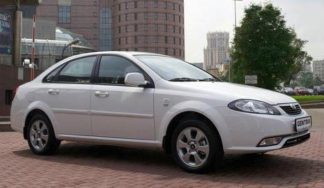 Photo of Сучасний седан Daewoo Gentra