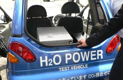 Photo of Вчені: паливом для нових автомобілів буде вода