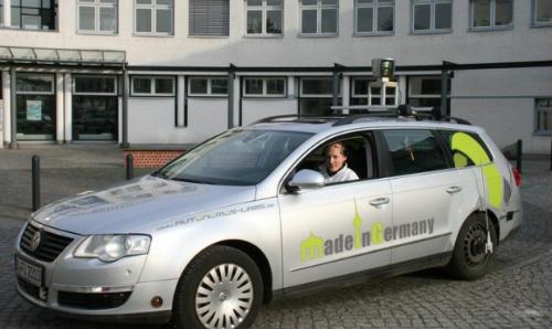 Photo of У Німеччині створений автомобіль, яким можна керувати силою думки