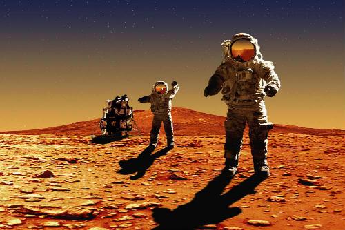 Photo of У NASA готуються до висадки на Марс