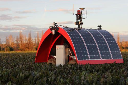 Photo of В Австралії вчать робота-фермера