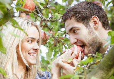Photo of Яблука допоможуть жінкам поліпшити сексуальне життя