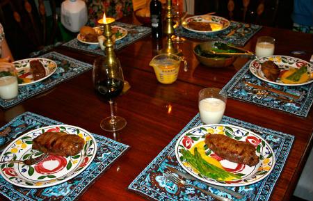 Photo of Вчені пояснили, чому за одним столом в ресторані люди часто вибирають схожі страви