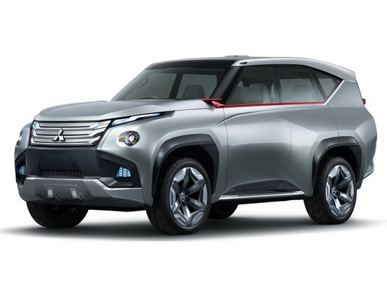 Photo of Mitsubishi оновила позашляховик Pajero