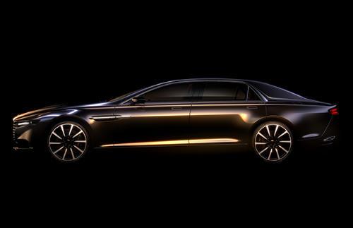Photo of Новий Aston Martin Lagonda вийде в 2015 році