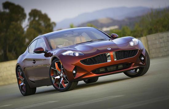 Photo of Нова модель Fisker Automotive вийде через 3 роки