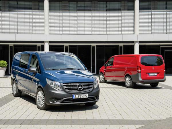 Photo of Mercedes-Benz представив мінівен Vito нового покоління