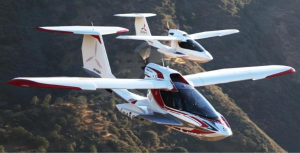 Photo of У Вісконсіні пройшла презентація літака-амфібії Icon A5