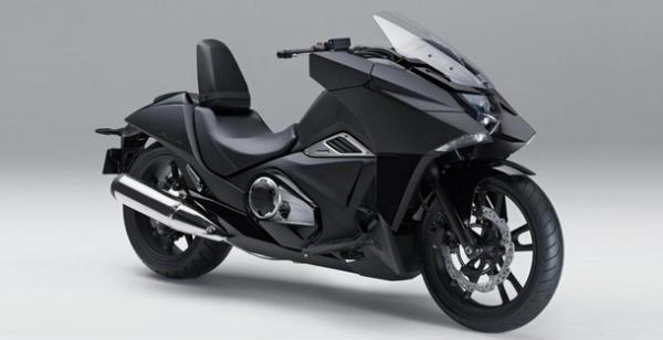 Photo of Honda NM4 2014