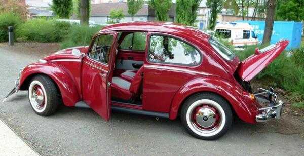 Photo of Який секрет мав Volkswagen Beetle?