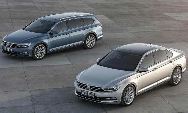 Photo of Новий Volkswagen Passat став гібридом