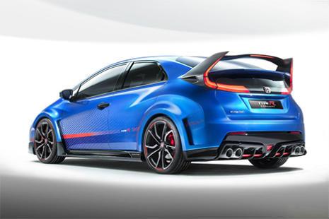 Photo of «Хонда» оновила передвісника наступного Civic Type R