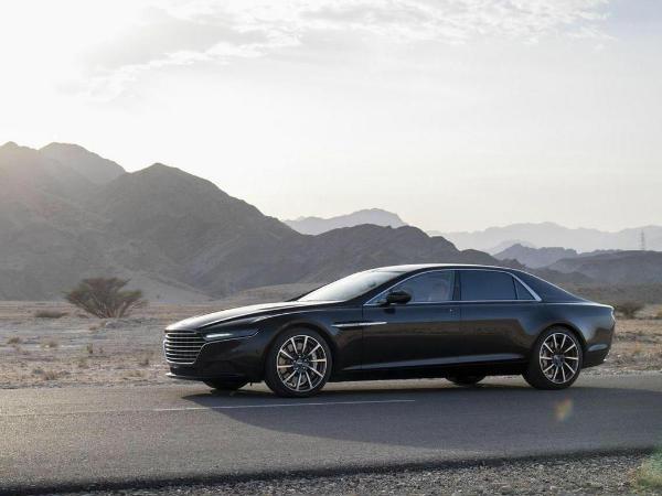 Photo of Розкішний седан Aston Martin буде коштувати 500 тисяч доларів