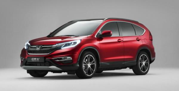 Photo of Компанія Honda представила оновлений кросовер CR-V 2015 для європейського ринку