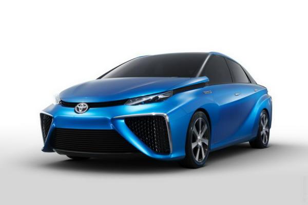 Photo of Воднева Toyota дісталася до Європи