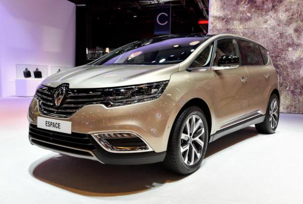 Photo of Нове покоління Renault Espace здивувало відвідувачів автосалону в Парижі