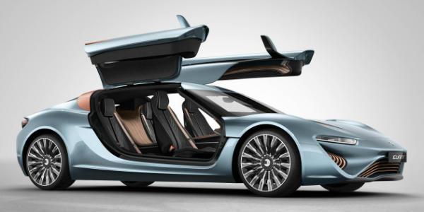 Photo of Quant e-Sportlimousine — перший в світі соляний автомобіль (відео)