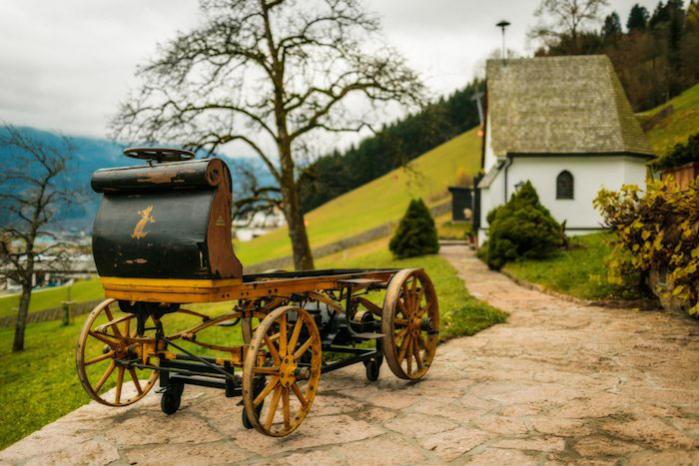 Photo of Перший в світі електромобіль Porsche був виявлений в сараї після ста років забуття