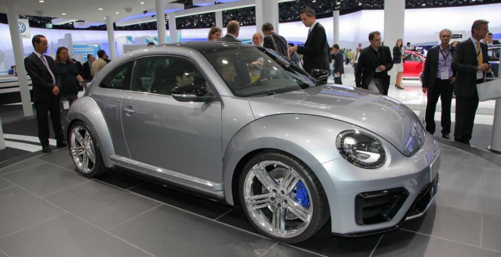 Photo of Volkswagen назвав ціни на оновлений Beetle (фото-відео)