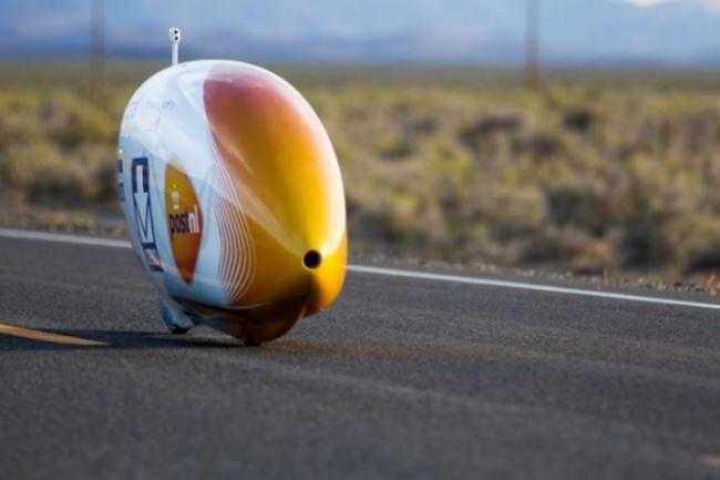 Photo of Найшвидший в світі велосипед-кокон розвиває швидкість до 140 км / год
