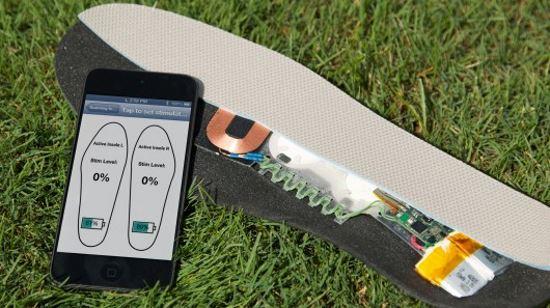 Photo of Цифрові устілки допомагають зберегти рівновагу