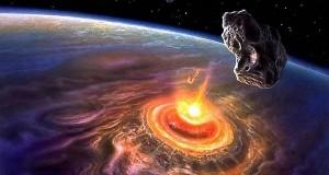 Астероїди можуть знищити життя на Землі