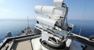 ВМС США озброїлися лазерною гарматою (відео)