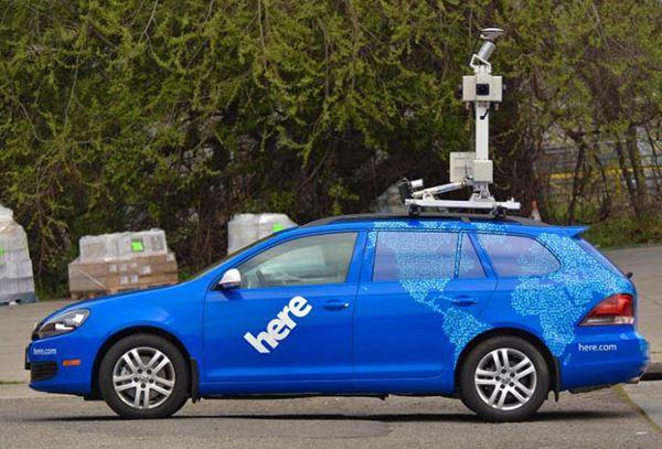 Photo of NOKIA розробляє навігаційні карти для автомобілів майбутнього